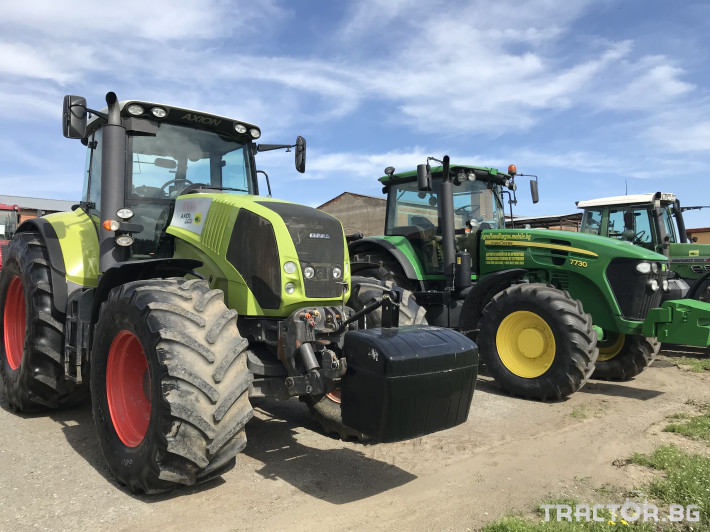 Трактори Claas AXION 850 CEBIS ЛИЗИНГ 18
