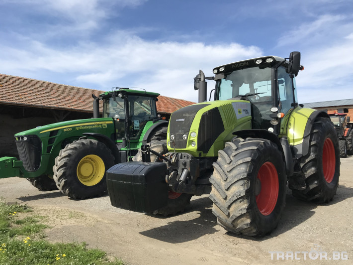 Трактори Claas AXION 850 CEBIS ЛИЗИНГ 19