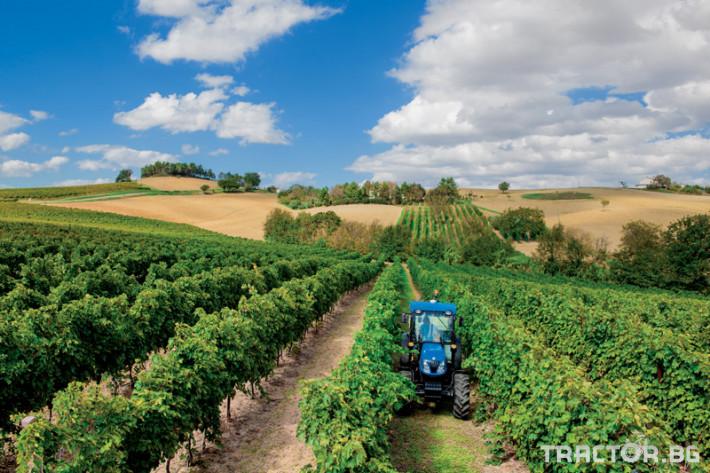 Трактори New Holland Т F/N/V 18 - Трактор БГ