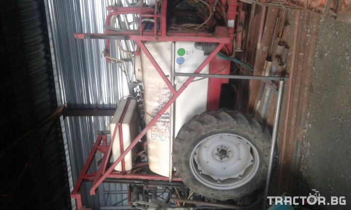 Пръскачки Berthoud 2500 литра, нов внос 1