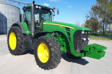 John Deere 8330 POWER SHIFT 2 БРОЯ