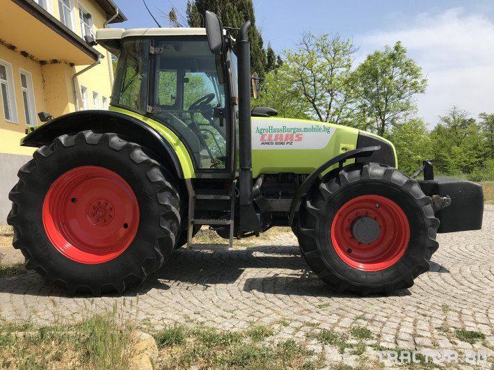 Трактори Claas ARES 696 RZ СОБСТВЕН ЛИЗИНГ 0