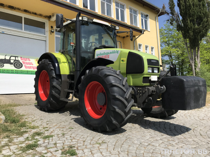 Трактори Claas ARES 696 RZ СОБСТВЕН ЛИЗИНГ 21