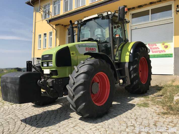 Трактори Claas ARES 696 RZ СОБСТВЕН ЛИЗИНГ 3