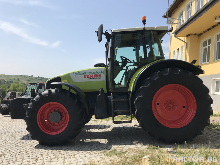Трактори Claas ARES 696 RZ СОБСТВЕН ЛИЗИНГ 4