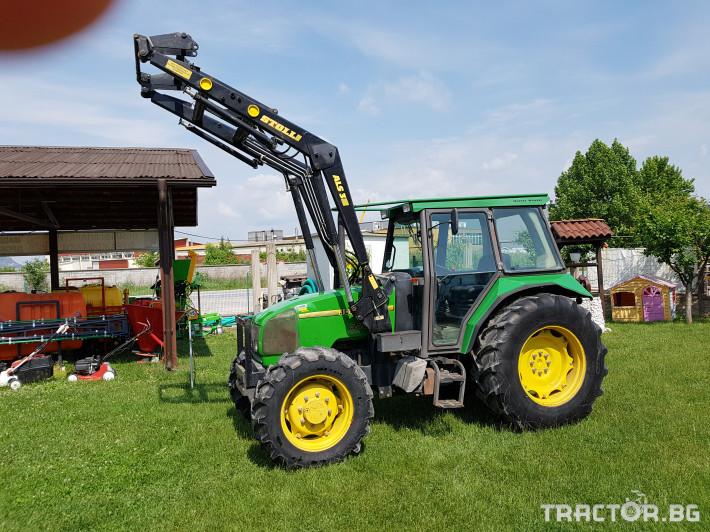 Трактори John Deere 3400 10
