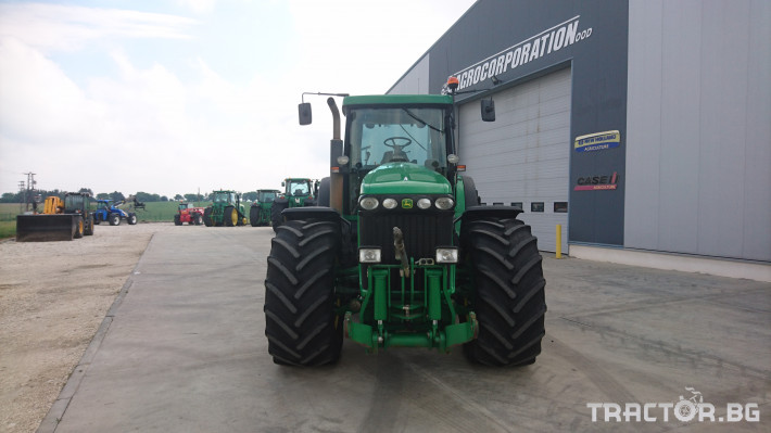 Трактори John Deere 8220 Powershift 2