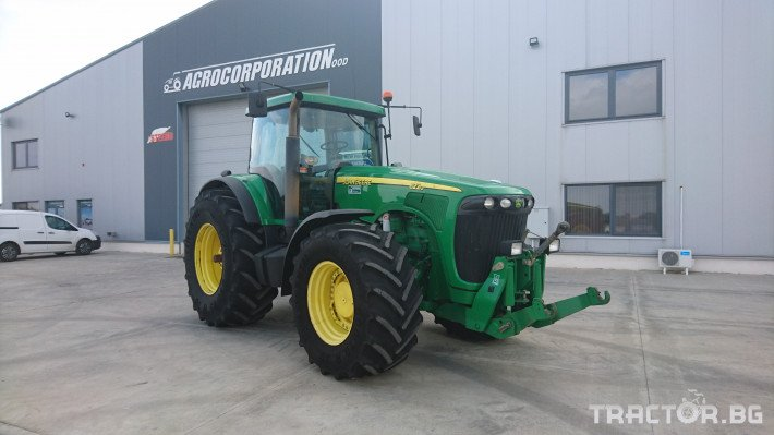 Трактори John Deere 8220 Powershift 0