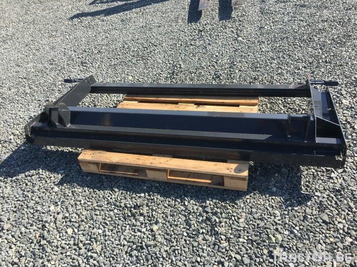 Хедери за жътва Рамки - окачване за хедери 2 - Трактор БГ