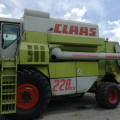 Claas Commandor 228