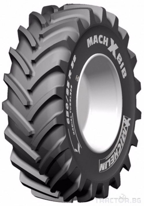 Гуми за трактори MICHELIN MACHXBIB 600/65R28 0