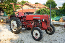 McCormick International Farmall D-430