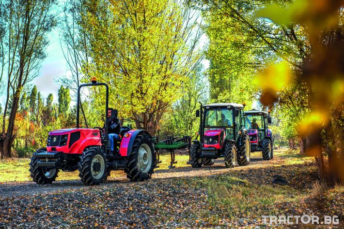 Трактори ArmaTrac 854е 32 - Трактор БГ