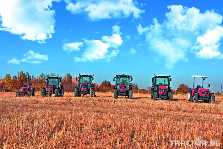 Трактори ArmaTrac 854е 36 - Трактор БГ