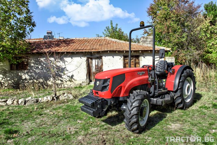 Трактори ArmaTrac 1054E+ 27 - Трактор БГ