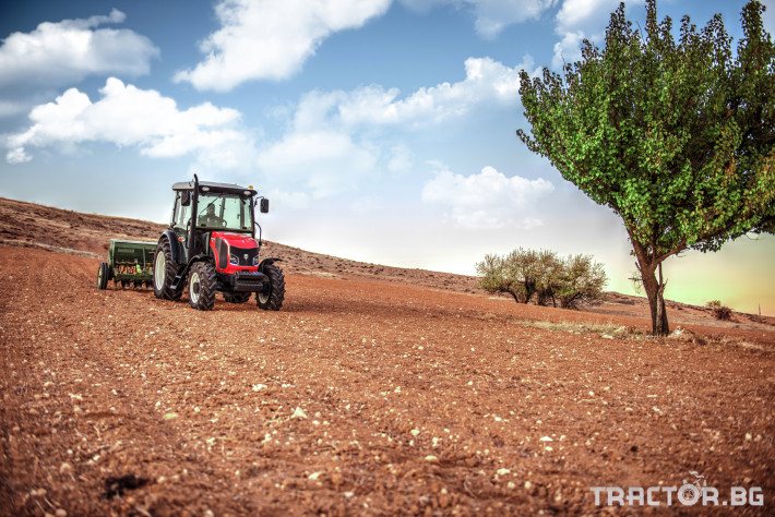 Трактори ArmaTrac 1054E+ 34 - Трактор БГ
