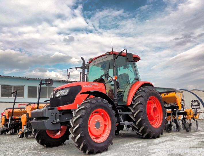 Трактори Kubota М 9540 0