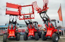 EVERUN ER - Трактор БГ