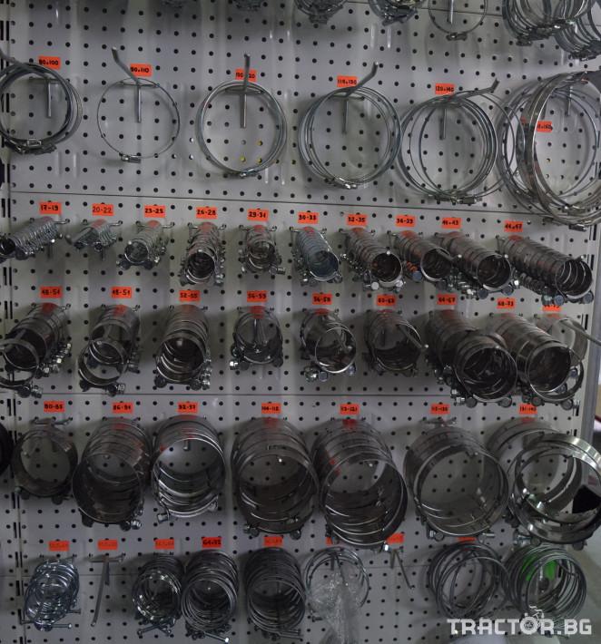 Части за инвентар Скоби за водни съединения 3 - Трактор БГ