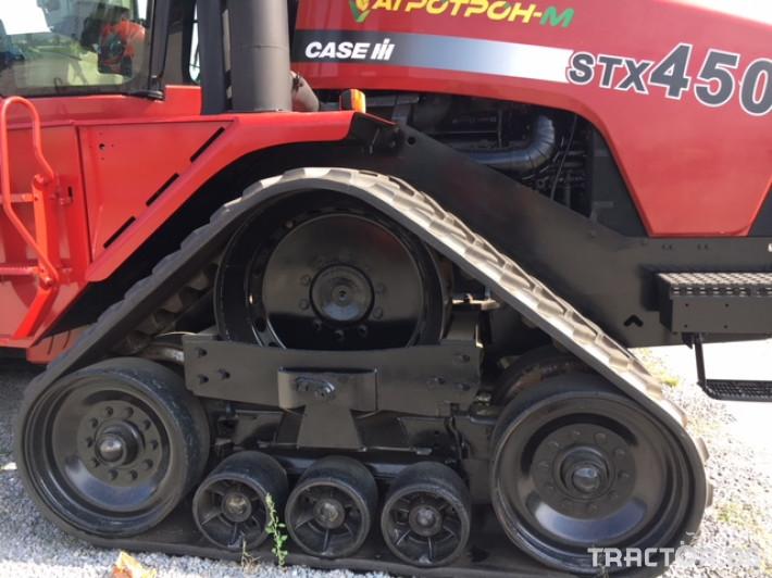 Трактори CASE-IH CASE IH STX 450 1 - Трактор БГ