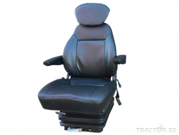 Други Седалки за всички модели трактори 2