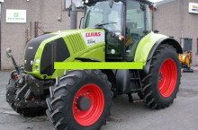 Claas Axion 820 - УНИКАЛЕН!