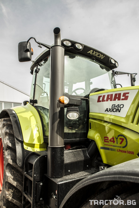 Части за трактори Части за трактори Claas Axion, Arion, Celtis 3