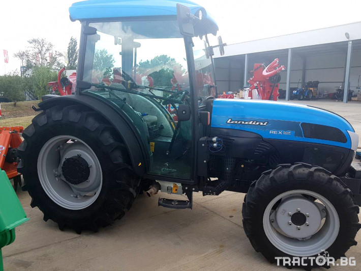 Трактори Landini Rex 90F 0