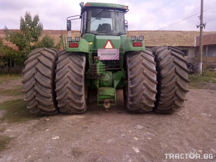 Трактори John-Deere John Deere 9300 1 - Трактор БГ