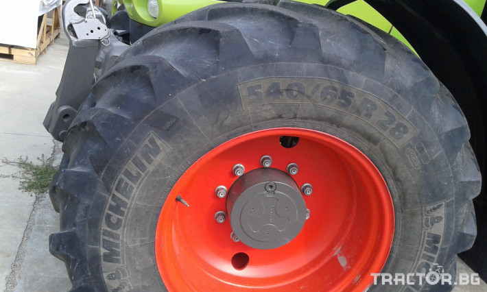Трактори Claas Arion 640 3