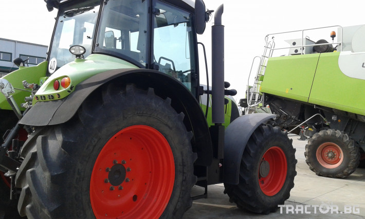 Трактори Claas Arion 640 2