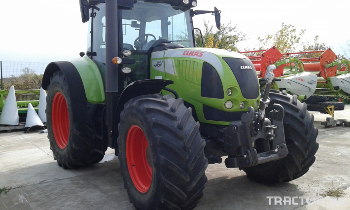 Трактори Claas Arion 640 1