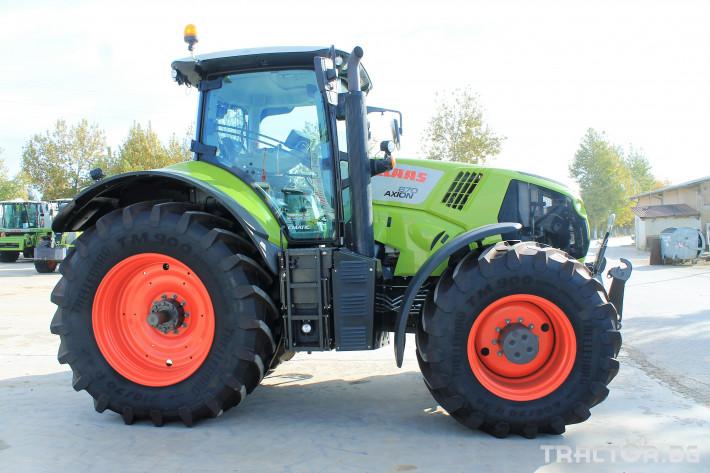 Трактори Claas Axion 870 CMATIC НАЛИЧЕН 3