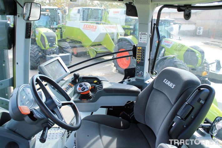 Трактори Claas Axion 870 CMATIC НАЛИЧЕН 8
