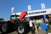 Оптиком - нови трактори, товарачи и торачки на БАТА Агро 2014