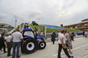New Holland на Експо Милано 2015