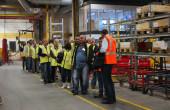 Тайтън Машинъри заведе наши земеделци в завода на Vaderstad в Швеция