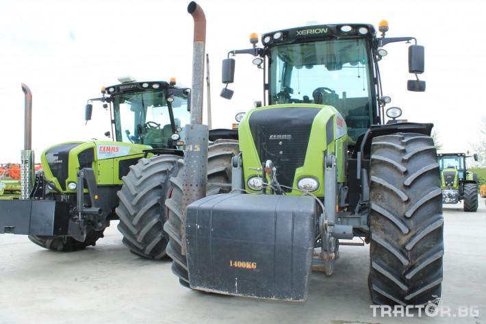 Трактори Claas XERION 3300 Trac 6