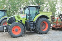 Claas Axion 850 Cebis Наличен