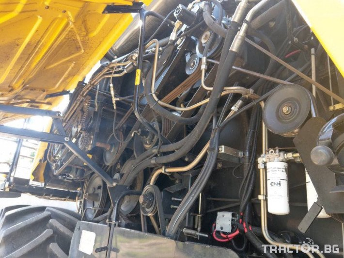Комбайни New-Holland New Holland CX 8080 3 - Трактор БГ