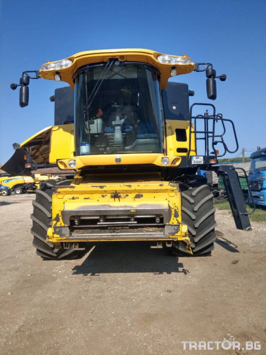 Комбайни New-Holland New Holland CX 8080 0 - Трактор БГ