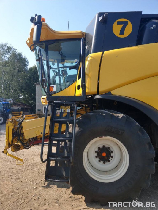 Комбайни New-Holland New Holland CX 8080 15 - Трактор БГ