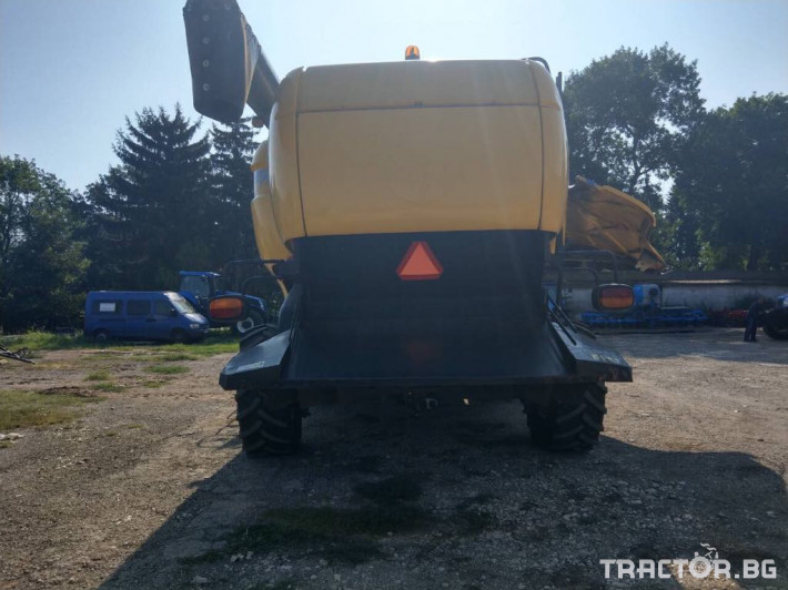 Комбайни New-Holland New Holland CX 8080 19 - Трактор БГ
