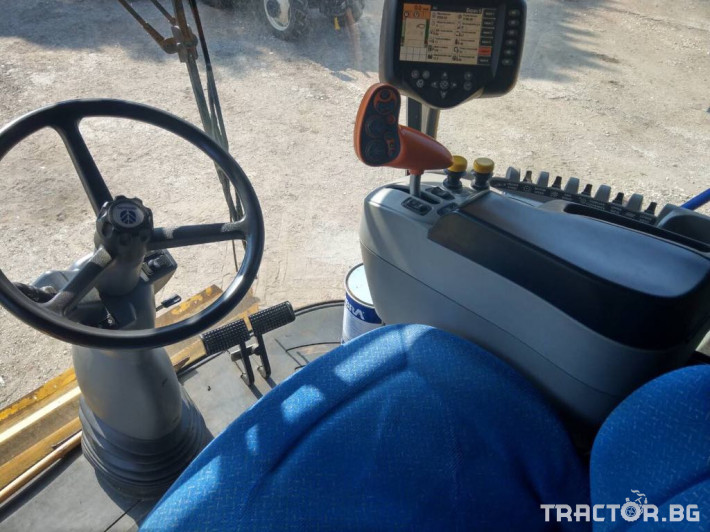 Комбайни New-Holland New Holland CX 8080 24 - Трактор БГ