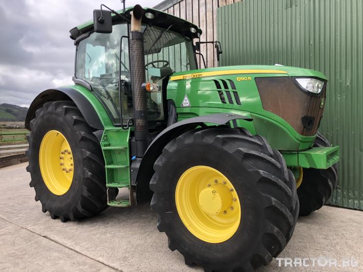 Трактори John Deere 6190R 2