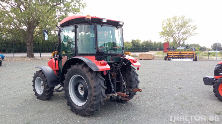 Трактори Kubota Same tiger 55 5