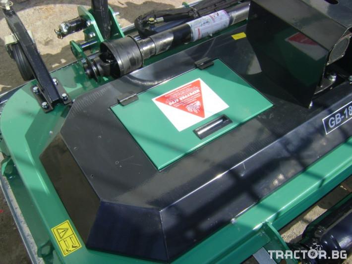 Машини за лозя / овошки КОСАЧКА-МУЛЧЕР GEO AGRIC GBH 10 - Трактор БГ
