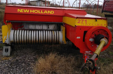 New Holland Hayliner 271