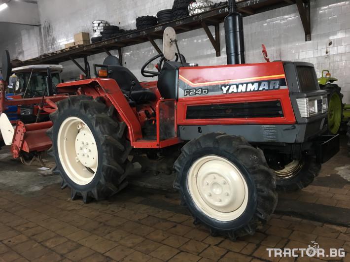 Трактори Yanmar F24 6