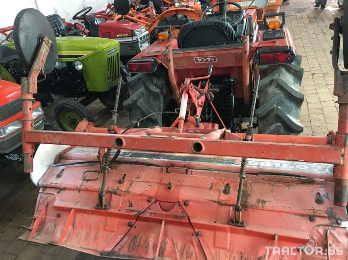 Трактори Yanmar F24 3
